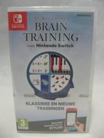 Dr Kawashima's Brain Training (HOL, Sealed)