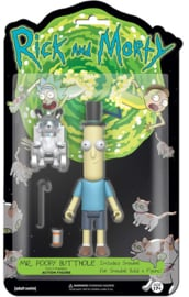 Rick and Morty - Mr. Poopy Butthole Action Figure (New)