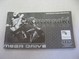 Kawasaki Superbikes *Manual*