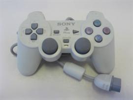 Original PS One Dual Shock Controller 'White'