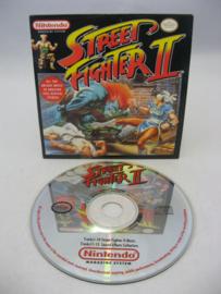 Street Fighter II - Soundtrack - Nintendo Magazine System (CD)