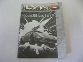 RoadBlasters *Manual*