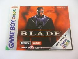 Blade *Manual* (UKV)