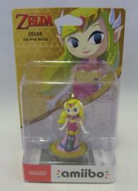Amiibo Figure - Legend of Zelda: The Wind Waker - Zelda (New)