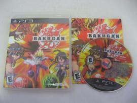 Bakugan Battle Brawlers (PS3, USA)