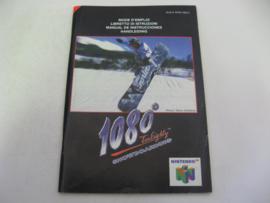 1080 Snowboarding *Manual* (NEU4)