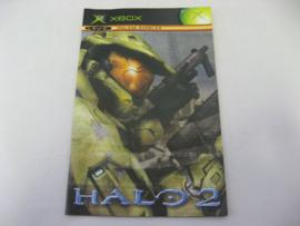 Halo 2 *Manual* (XBX)