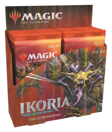 MTG: Ikoria Lair of the Behemoths Collector Booster Pack (1x Booster)