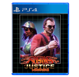 Raging Justice (PS4, NEW)