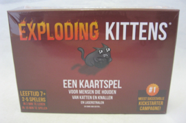 Exploding Kittens NL | Card Game (New)
