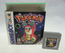 Pokemon Jade Version (USA, CB)
