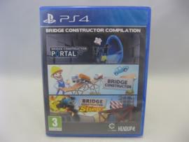 Bridge Constructor Compilation (PS4, Sealed)