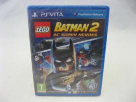 Lego Batman 2 - DC Super Heroes (PSV, Sealed)