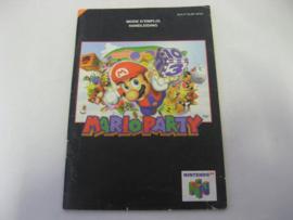 Mario Party *Manual* (NFAH)