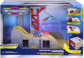 Micro Machines - Playset - Construction (New)