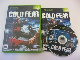 Cold Fear (NTSC)