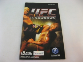 UFC Throwdown *Manual* (FAH)