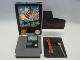 Super Mario Bros - Black Box (ESP, CIB)