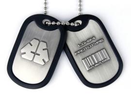 Metal Gear Rising Dog Tags 'LQ-84i Prototype' (New)