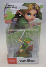 Amiibo Figure - Young Link - Super Smash Bros (New)