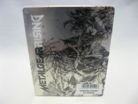 "Steelbook Case - Metal Gear Rising ""Shinkawa Inferno"" - PS3 (Sealed)"