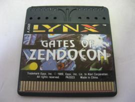 Gates of Zendocon (Lynx, Ridged)