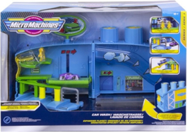 Micro Machines - Playset - Car Wash Garage (New)