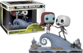 POP! Under the Moonlight - Movie Moment - Nightmare Before Christmas (New)