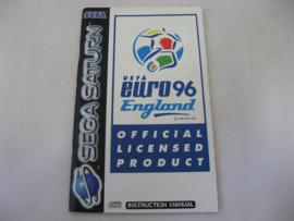 UEFA Euro 96 England *Manual*