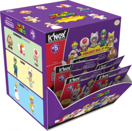 Blind Bag - K'NEX Super Mario Figures Series #05 (New)