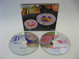 Dreamcast Express Vol. 4 1999 (JAP)