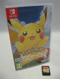 Pokemon Let's Go Pikachu! (HOL)
