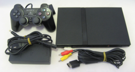 PlayStation 2 Slimline Console Set - Black (SCPH-70004)