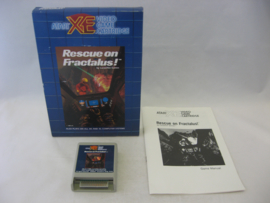 Rescue on Fractalus (CIB)