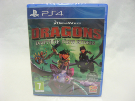 Dragons - Dawn of New Riders (PS4, Sealed)