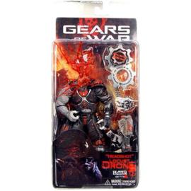 Gears of War - 'Headshot' Locust Drone 7'' Action Figure (New)