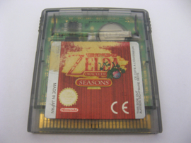 The Legend of Zelda: Oracle of Seasons (EUR)