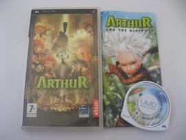 Arthur and the Minimoys (PSP)