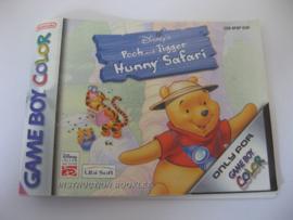 Pooh and Tigger's Hunny Safari *Manual* (EUR)