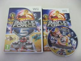 Hot Wheels Battle Force 5 (EUR)