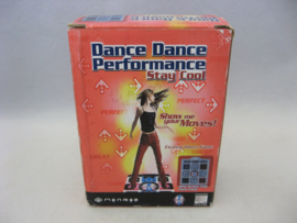 Dance Dance Performance - Mini Dance Pad Twin Pack Controllers (New)