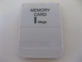 PlayStation Memory Card 1MB