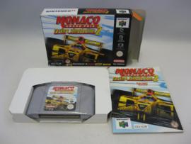 Monaco Grand Prix Racing Simulation 2 (FAH, CIB)