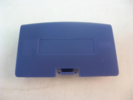 Replacement Battery Cover for GameBoy Advance (Purple)