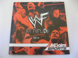WWF Attitude *Manual* (DC)