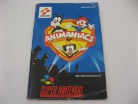 Animaniacs *Manual* (EUR)