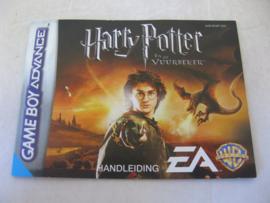 Harry Potter en de Vuurbeker *Manual* (HOL)