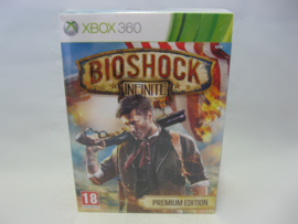 Bioshock Infinite - Premium Edition (360, Sealed)