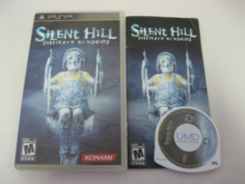 Silent Hill Shattered Memories (USA)