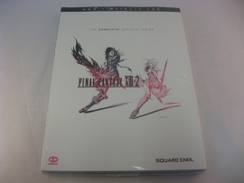 Final Fantasy XIII-2 - The Complete Official Guide (Piggyback, Sealed)